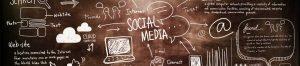 illustration réseaux sociaux