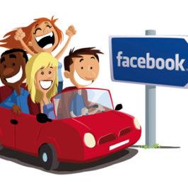 dessin amis facebook