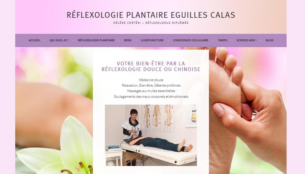 Site d'Hélène Cortesi